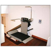 X3 Battery Powered Inclined-Platform-Lift  image