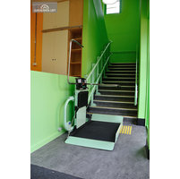 Inclined Platform Lift - Photo Gallery image