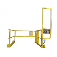 Garlock Safety Systems image | Mezzanine Safety Gates
