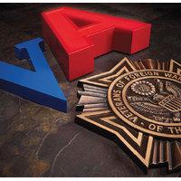 Cast Metal Letters & Logos: image