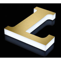 LUXE - Premium Precision-Machined Acrylic Letters image