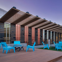 Architectural Trim - Fences, Lumber, Accents, Louvers, Sunshades, Pergolas image