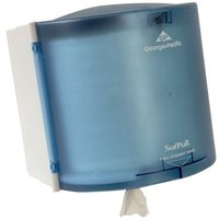 GP SofPull® Splash Blue High Capacity Centerpull Towel Dispenser image