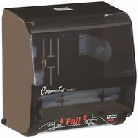 GP VuAll Cormatic® Translucent Smoke High-Capacity Roll Towel Dispenser (P15) image