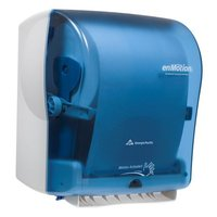 GP enMotion® Splash Blue Wall Mount Automated Touchless Towel Dispenser image