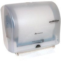 GP enMotion® Translucent White Impulse® 10 Automated Towel Dispenser image