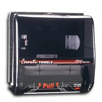 GP Cormatic® Translucent Smoke Service Station Roll Paper Key Lock Towel Dispenser image