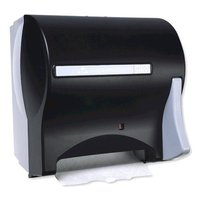 GP Max 3000® Black Single Roll Towel Dispenser (Z-Series) image