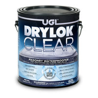 Clear Masonry Waterproofer image
