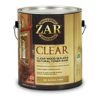 Clear Wood Sealer & Natural Toner Base image