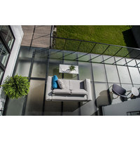 Glass Flooring Systems image | SkyFloor® Glass Deck System