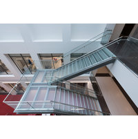 Glass Flooring Systems image | Anti-Slip Textures
