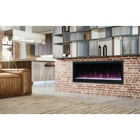 Linear Electric Fireplaces image