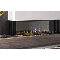 Linear Electric Fireplace image
