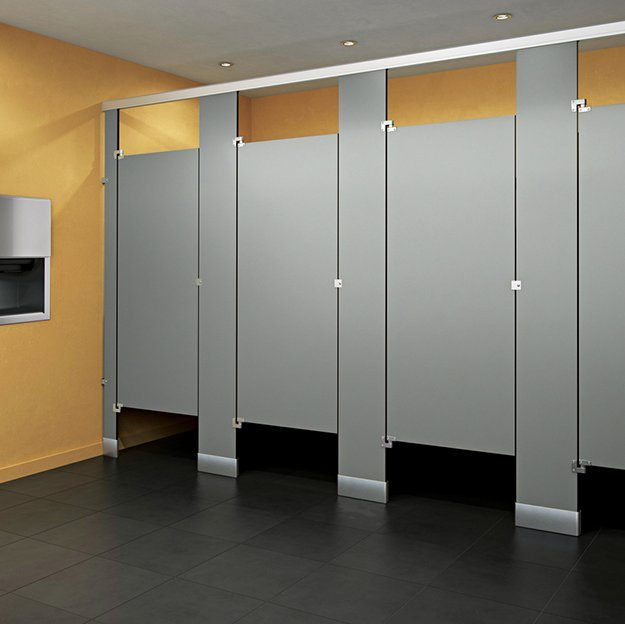 Hdpe Bathroom Partitions: Global Partitions