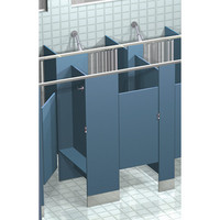 Shower Dividers and Dressing Booths image