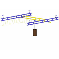 Ceiling Mounted Bridge Crane image