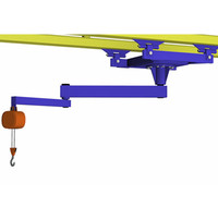 Ceiling Mounted Articulating Jib image