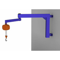Wall Mounted Articulating Jib image