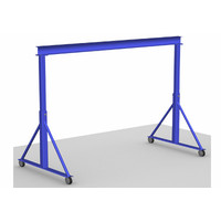 Adjustable Height Gantry image