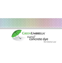 Green Umbrella Systems image | NanoColor Concrete Colorant