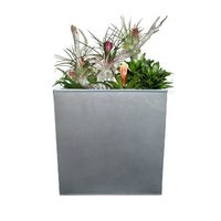 Milano Deep Steel Planter Box image