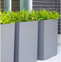 Tall Modern Divider Planter Box image