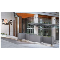 Custom Commercial Large Outdoor Planters image