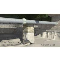 Crawl Space Vapor Barriers & Retarders image