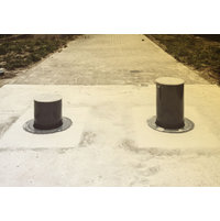 Access Control Retractable Bollard image
