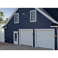 Insulated Aluminum Garage Door image