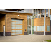 Commercial Aluminum Garage Doors image