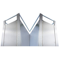 Stainless Steel Toilet Partitions image
