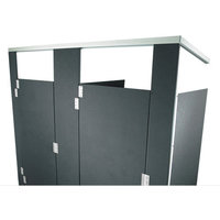Solid Plastics Toilet Partitions image
