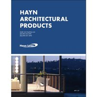 Hayn Architectural Catalog image