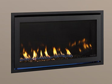 Gas Fireplaces - Modern