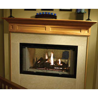 Wood Fireplaces - Traditional image