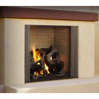 Heatilator® image | Wood Outdoor Fireplaces - Traditional