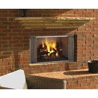 Heatilator® image   Wood Outdoor Fireplaces - Traditional