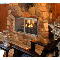 Heatilator® image | Gas Outdoor Fireplaces - Traditional