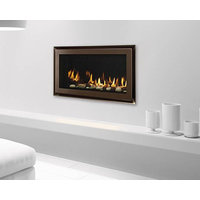 Gas Fireplace - Modern image