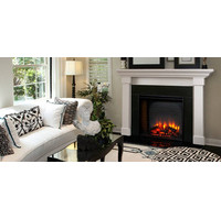 Electric Fireplaces - Traditional image