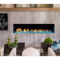 Gas Fireplace - Modern image