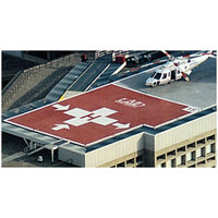Los Angeles Hospital Helipad image