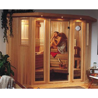 Panel-Built Saunas image