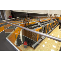 Newman by Hollaender™ Structural Glass Railing image