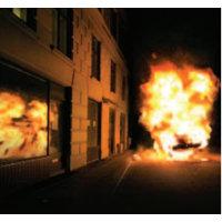 Horton Automatics division of Overhead Door Corporation image   Blast Resistant Sliding Belt