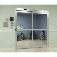 Horton Automatics division of Overhead Door Corporation image | Combination & Positive Pressure Sliding Door System