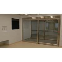 Horton Automatics division of Overhead Door Corporation image | ISO 3 Single Slide Cleanroom Systems