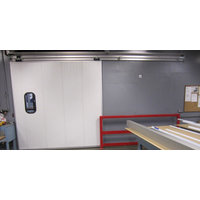 Large Sliding Industrial Door Systems  image